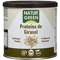 NaturGreen Proteína de Girasol Bio 250gr- Pack de 2 unidades de 250 gr