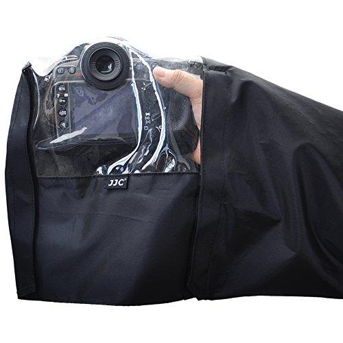 JJC RC-EF impermeabile per Canon EOS fotocamere e obiettivi (fino a 22 cm) che utilizzano il EB/EF Eye-tazza