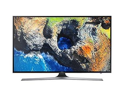 Samsung 139.7 cm (55 Inches ) UA55MU6100 Ultra HD 4K LED Smart TV With Wi-Fi Direct.