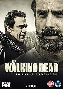 The Walking Dead Season 7 [DVD] [2017]