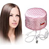 Enade Noctronique Hair Beauty Nourishing Steamer Thermal Treatment Cap (Pink)