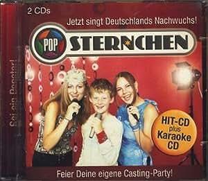Popsternchen / HIT-CD plus Karaoke CD