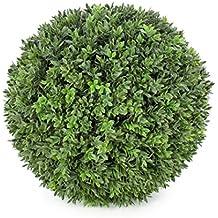 boule de buis artificiel 30 cm plante artificielle buis buis dco - Arbuste Artificiel Exterieur Pas Cher