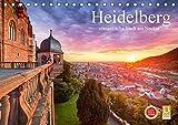 Heidelberg - romantische Stadt am Neckar (Tischkalender 2019 DIN A5 quer): Eine Reise durch das romantische Heidelberg (Monatskalender, 14 Seiten ) (CALVENDO Orte)