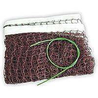 Spokey Badmintonnetz mit Spannseil, Abm. 6 x 0,7 m, Federball - Badminton - F...