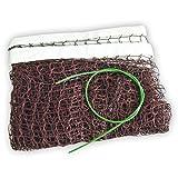 Spokey Unisexe Gossamer Filet de badminton, Multicolore, taille unique
