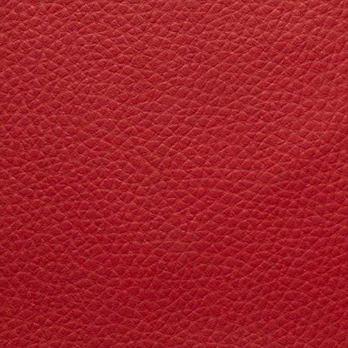 4L Textil Kunstleder Leder PVC Möbel Sitzbezug Meterware Polster (Rot)