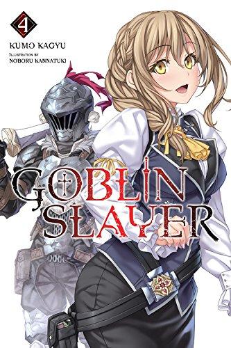 Goblin Slayer Vol. 4 (light novel) por Kumo Kagyu