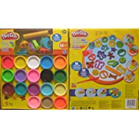 PLAY-DOH Super Colour KIT Over 30 Items