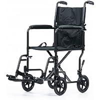 "Transportrollstuhl Reiserollstuhl Klapprollstuhl Faltbarer Rollstuhl Rollstuhl""Antilope"""