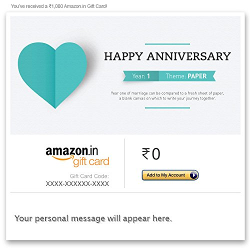 Anniversary gift cards vouchers buy anniversary gift vouchers gc6 negle Image collections