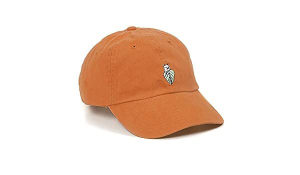 233d986604701 Rip n Dip RIPNDIP Nermal Leaf Dad Hat  Amazon.co.uk  Clothing