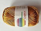 G-B Wolle Carina 100% Baumwolle