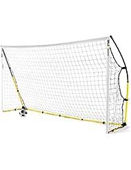 SKLZ Europe GmbH Quickster Goal 1,80 x 3,60m Fussballtor, Gelb-Schwarz, One Size