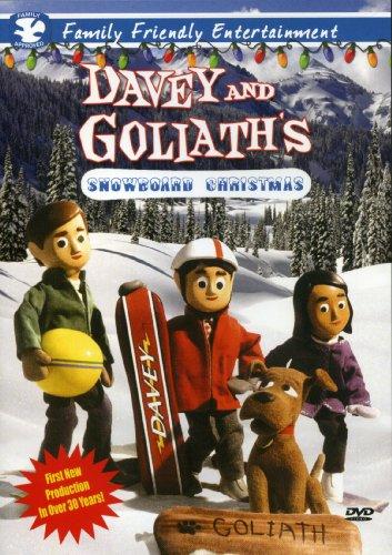 Davey & Goliath: Snowboard Christmas [DVD] [Import] (Amp Snowboard)