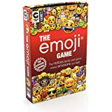 Ginger Fox Official Emoji Card Game For The Family - Collect All The Emoji Cards In This Hilarious Party Game