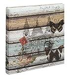 Nature Style Fotoalbum in 30x30 cm 100 weiße Seiten Foto Album Fotobuch: Farbe: Motiv 3