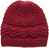 Roxy Stay Out Beanie Bonnet Femme, Sangria, FR : (Taille Fabricant : TU)