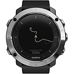 Suuto, Traverse GPS Outdoor Watch For Walking And Trekking, up to 100 hours battery life, Waterproof