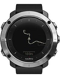 Suuto, TRAVERSE GPS Outdoor-Uhr für Wandern und Trekking, Bis zu 100 Std. Akkulaufzeit, Wasserdicht