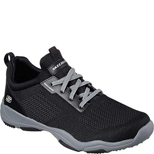 Skechers Herren LarsonNerick Low-Top Black/Gray