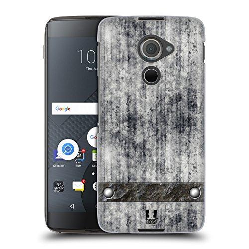 Head Case Designs Beton Industrielle Texturen Ruckseite Hülle für BlackBerry DTEK60