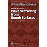 Wave Scattering from Rough Surfaces (Springer Series on Wave Phenomena)