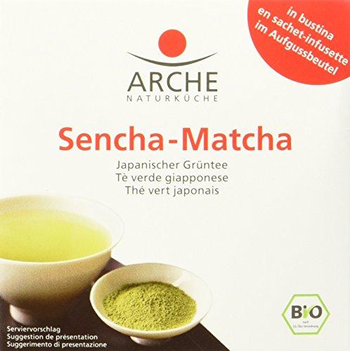 Arche Bio Sencha-Matcha, 15 g
