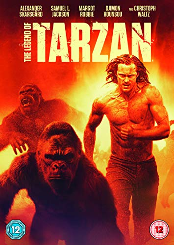 The Legend of Tarzan [DVD + Digtial Download] [2016]