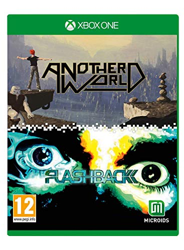 Another World & Flashback Double Pack - Xbox One Best Price and Cheapest