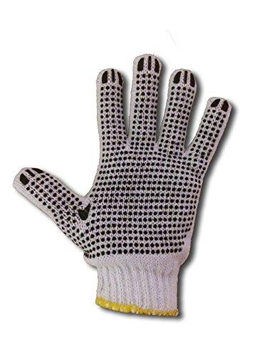 Noppen Handschuhe Strickhandschuhe M L XL Noppenhandschuhe Arbeitshandschuhe