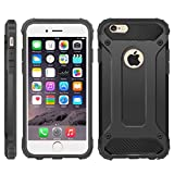 Best Iphone 6 Hard Cases - iPhone 6 Case, iPhone 6S Cover, [Survivor] Military-Duty Review