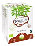 Confezione 20 Piramidi Té Pu Erh Biologica - TEA OF LIFE