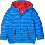 CMP Jungen Thinsulate Jacke, Black Blue, 140