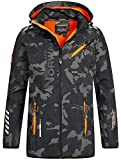 Geographical Norway - Softshell Geographical Norway Rainman Noir