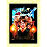 Tamatina Harry Potter Poster - Harry Potter Poster For Bed Room - Wall Posters For Boys Room - Posters For Living Room - Wall Poster - Wall Sticker - HD Quality Poster - HPS3