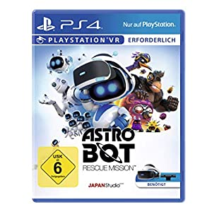 Astro Bot Rescue Mission [PlayStation 4]