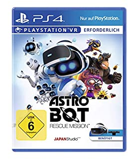 Astro Bot Rescue Mission [PlayStation 4] (B07DPKCR8J) | Amazon Products