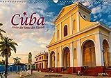 Cuba - Unter der Sonne der Karibik (Wandkalender 2018 DIN A3 quer): Kubas Schönheit und Verfall eingefangen in intensiven Farben. (Monatskalender, 14 Seiten ) (CALVENDO Orte)