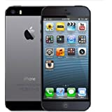 Apple iPhone 5s 32GB 4G Gris - Smartphone (iOS, SIM única, NanoSIM, GSM, WCDMA, LTE)