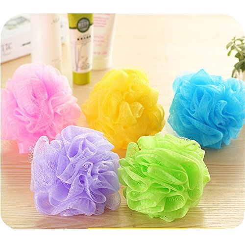 trixes-paquete-de-5-esponjas-para-el-cuerpo-forman-espuma-de-jabn-en-colores-surtidos