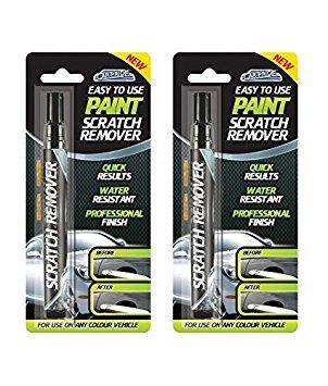 Reparadores contra arañazos para pintura de coche, de Car-Pride, vehículo de cualquier color, 7ml, 2 unidades