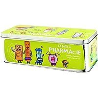 Promobo Große Box Medizinschrank Gesundheitsversorgung Arzneimittel Krankenstation Piktogramm grün preisvergleich bei billige-tabletten.eu