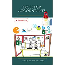 EXCEL FOR ACCOUNTANTS: VOLUME I (English Edition)