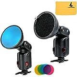 Godox AD-S11 accesorio para flash de estudio fotográfico - accesorios para flash de estudios fotográficos (Filtro, Azul, Verde, Rojo, Amarillo, Gel)