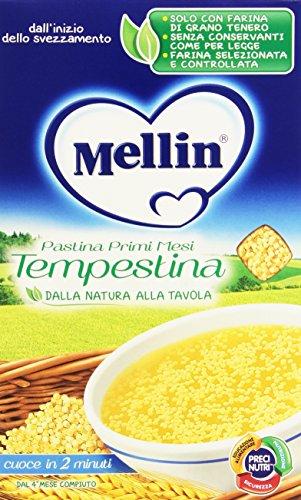 Mellin - Tempestina, Pastina Primi Mesi , 350 g