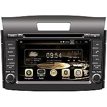 TOPNAVI 7inch 1024*600 Android 5.1.1 Auto GPS navigation for HONDA CRV(2012-2016) Car DVD Player Wifi Bluetooth Radio 1.6 GB CPU Rockchip RK3188 Cortex A9 DDR3 Capacitive Touch Screen 3G car stereo audio Google Play CarPlay 16G Quad Core