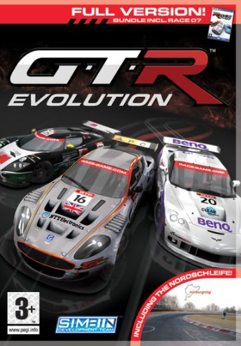 GTR Evolution (incl. RACE 07) [PC Steam Code]