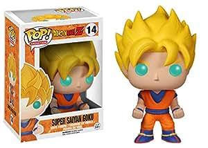 FunKo Pop Vinile Dragonball Z Super Saiyan Goku,, 3807