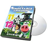 Times Table Adventure : 11X and 12X Multipack [DVD]
